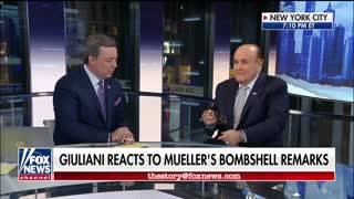Giuliani: Mueller said exactly what the report said