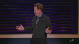 Conan O'Brien jokes about Trump impeachment