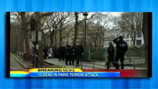 Paris Shooting Video - Charlie Hebdo Terror Attack