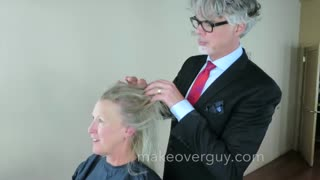 MAKEOVER: I'm Open for Anything, by Christopher Hopkins, The Makeover Guy® - Video