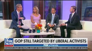 Eric Trump says Democrats will 'weaponize the legal system' if house flips in November