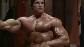 Bodybuilding DVD Trailer - Arnold Schwarzenegger Posing - Video