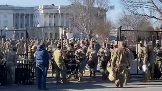 More National Guard to the US Capitol