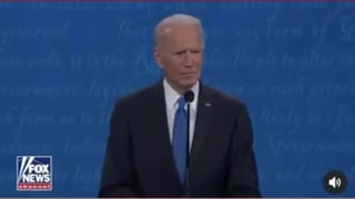 Trump shreds Joe Biden