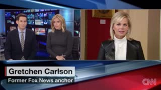 Former Fox Host Gretchen Carlson Isn't Done Yet. Now She's Considering Running for Office. - Video