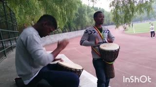 Rhythm of Africa  - Video
