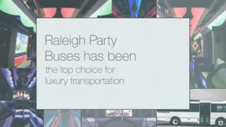 Raleigh Party Bus - Video