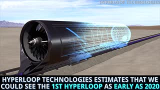 Hyperloop Will Transport People at 700 MPH - Video