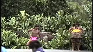 Hawaii dance