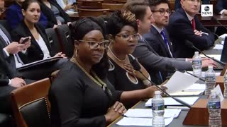 Rep. Jeffries, Diamond and Silk Contentious Exchange