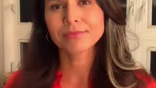 Tulsi Gabbard Speaks out on Proposed Legislation