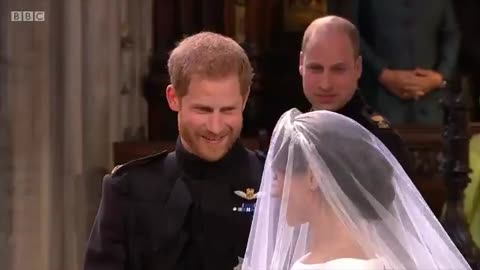 Royal Wedding between Prince Harry and Meghan Markle