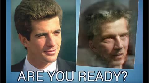 Are You Ready for JFK Jr.?