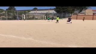 Cristiano Ronaldo Junior marca grande golo - Video