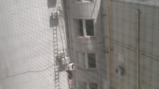 Air Conditioners can be Scary - Video