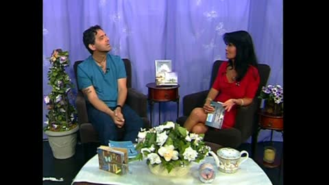 "Guest author Richard Romano on ""Inspired Blessings with Jean Marie Prince."