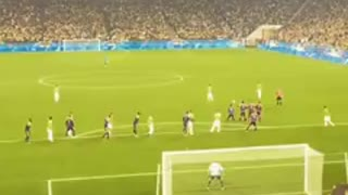 VIDEO: Neymar scores amazing free-kick goal vs Colombia in Olympics - Video