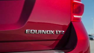 Chevrolet Equinox LTZ AWD - 2016 Chevrolet Equinox LTZ AWD First Test Review #Auto_HDFr - Video