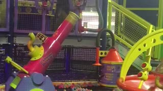 Family Fun with birthday girl