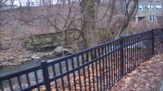 Clifton Heights Waterfall
