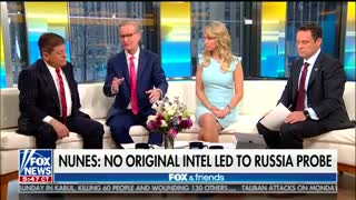 Judge Napolitano Says There's 'No Question' Democrats Tried To Frame President Trump - Video