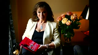 Author Jackie Collins dies at 77 - Video