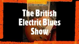 British electric blues show