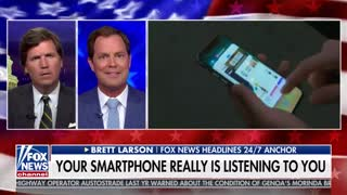 Is your smartphone is listening to your conversations?