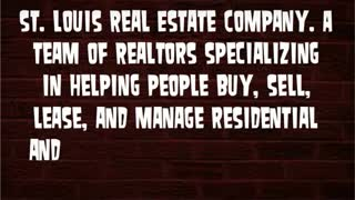 st louis realtors - Video