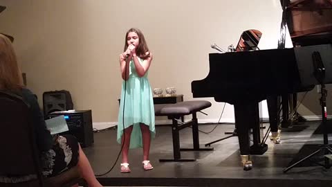 8-year-old beautifully covers Ed Sheeran