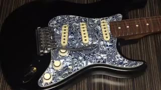 Leo Fenders Stratocaster Electric Guitar Reinvented
