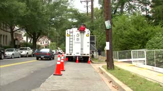 Washington, D.C. makes final preps for papal visit - Video