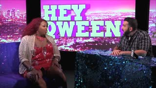 Alaska on Hey Qween with Jonny McGovern - Video
