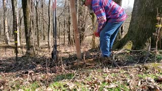 Installing Fence Posts