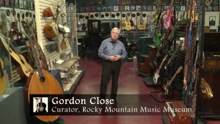 Rocky Mountain Music Museum