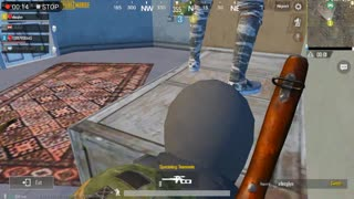 Pubg Mobile Game 2 Man Standing Inside House Killing 10 People