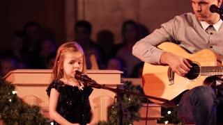 Father And Daughter Enchant Audience With Their Dazzling Performance