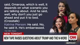 Katrina Pierson says CBS was 'played' by Omarosa with secret recording - Video