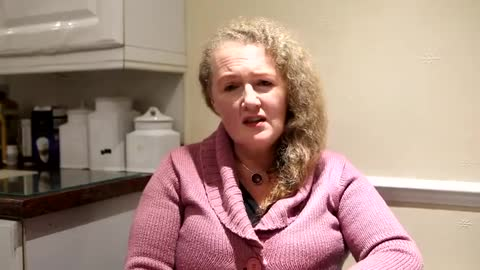 """DOLORES CAHILL PHD - """"I Would Sue For Murder if Someone Forcibly Injected Me With The Vaccine!"""""""