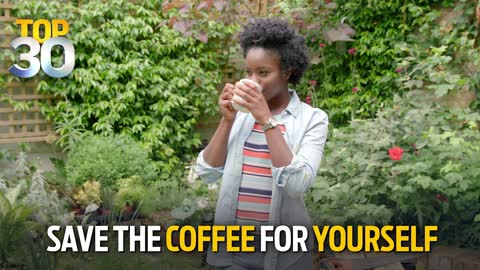 Whatever You Do, Don't Put Coffee Grounds in Your Garden