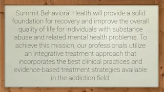 Residential Treatment for Addiction - Video