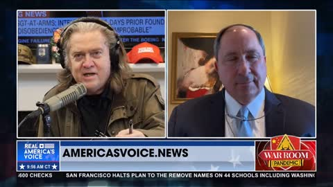 Bannon: We want human counts, they want machine counts