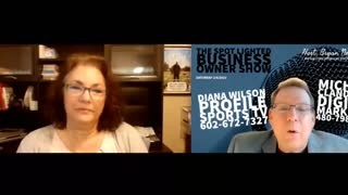 Bryan Newman interviews Diana Wilson, founder of ProFileSports.TV