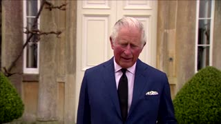 Britain's Prince Charles pays tribute to 'my dear Papa'