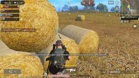 How To fail In Corn Field With Drop Weapons