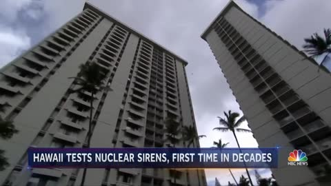 Nuclear Sirens Blare in Hawaii for the First Time in Decades — Islands Prepare North Korea to Act