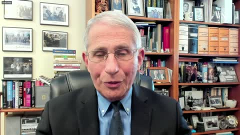 Fauci on What It Will Take to Put Covid-19 Behind Us