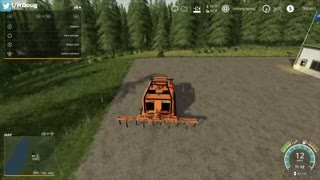 FS19 - Episode #3 - Willamina Forest - We Got A Road