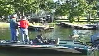 Canada Bass Fishing 1999