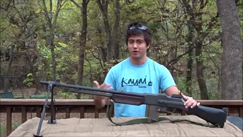Browning BAR M1918 A2 Full Auto